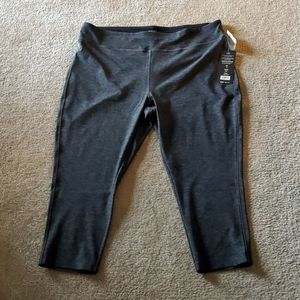 NWT-Charcoal Leggings-3x